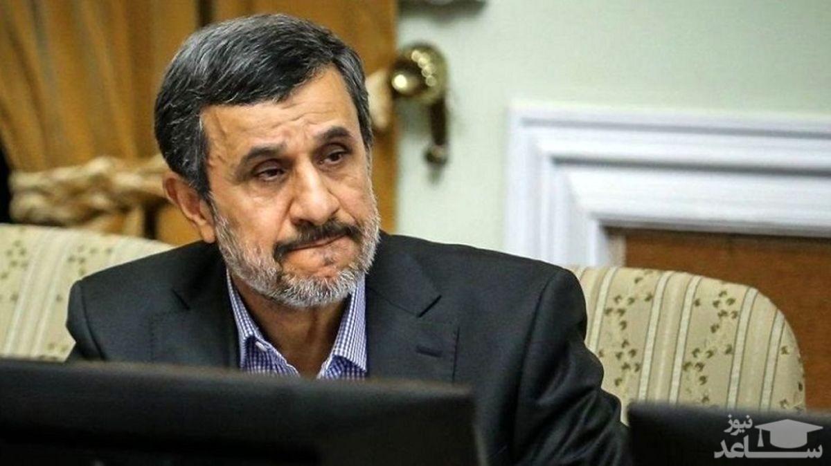 افشاگری درباره اقدامات احمدی نژاد در حوادث سال ۸۸