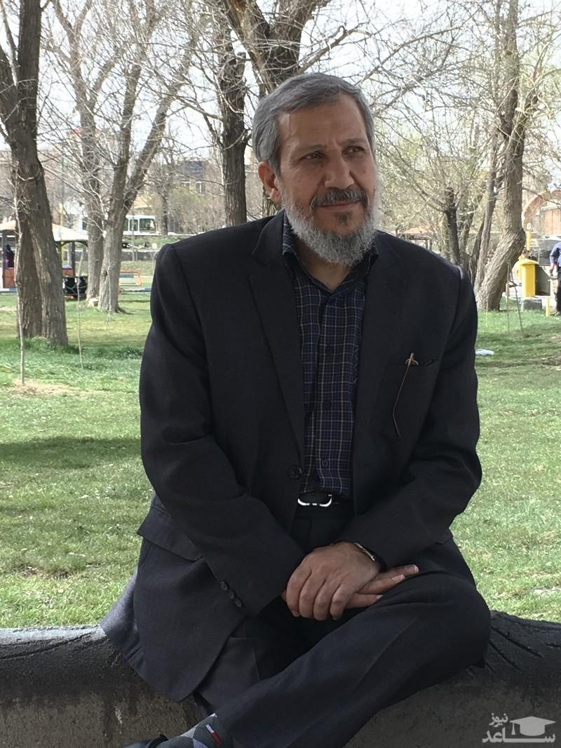 استاد حسین دوستی : بیر دسته گول، کلیبرلی غفار متخلص به رافعی