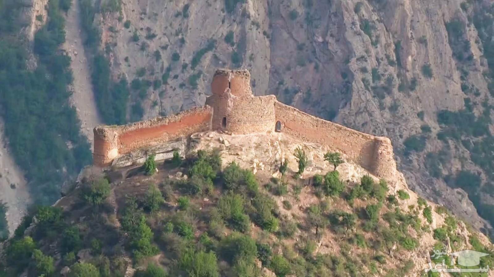 (فیلم) قلعه کنگلو، شاهکاری از دوران ساسانی