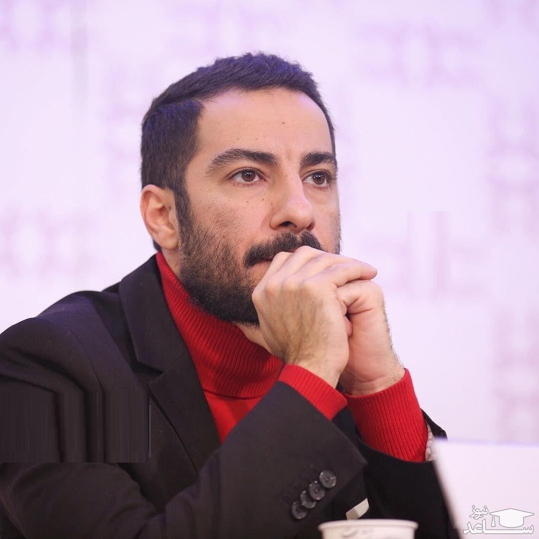 دیدار اسکوچیچ با نوید محمدزاده
