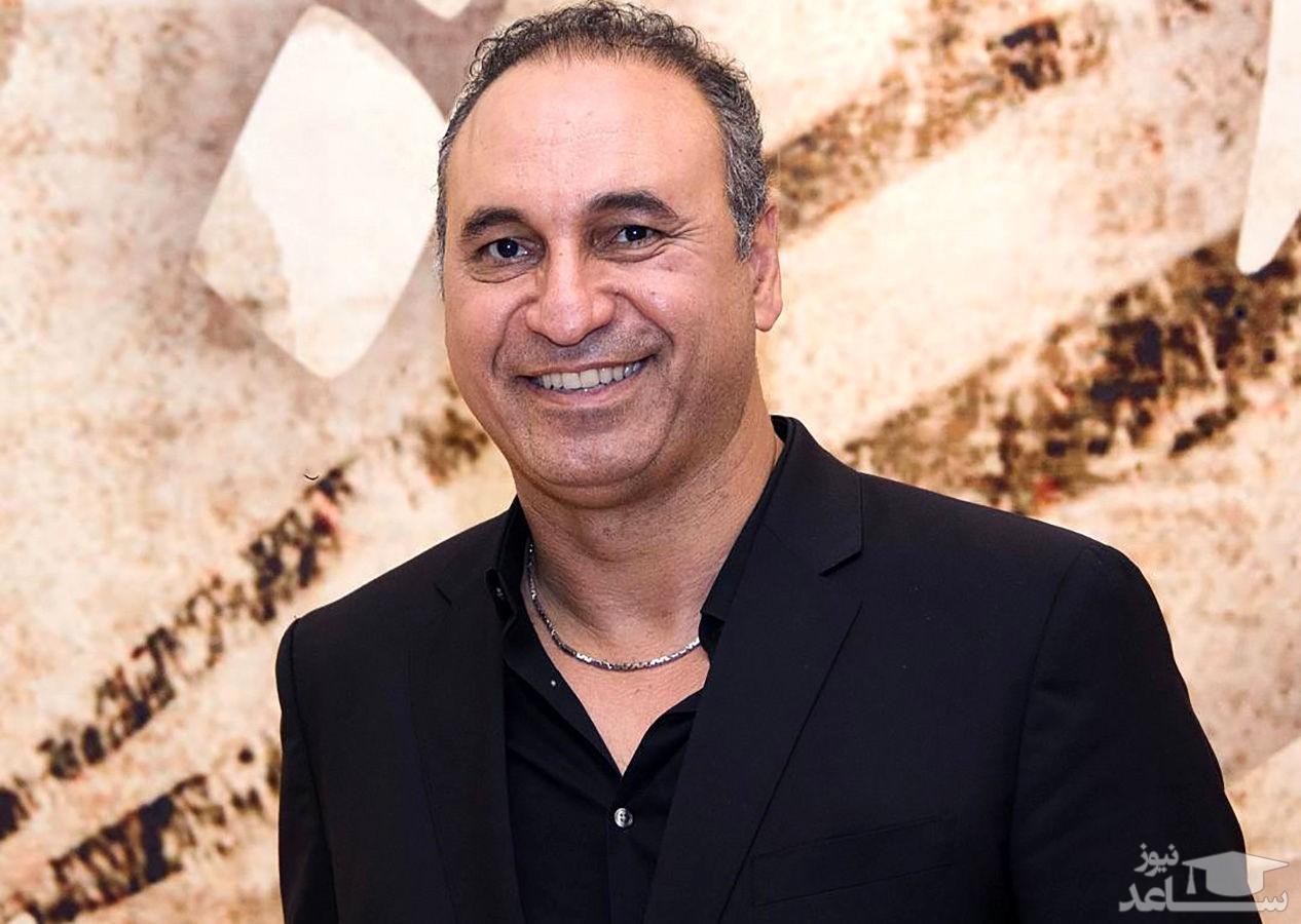 خوانندگی و رقص جالب حمید فرخنژاد با آهنگ عربی معروف در آمریکا