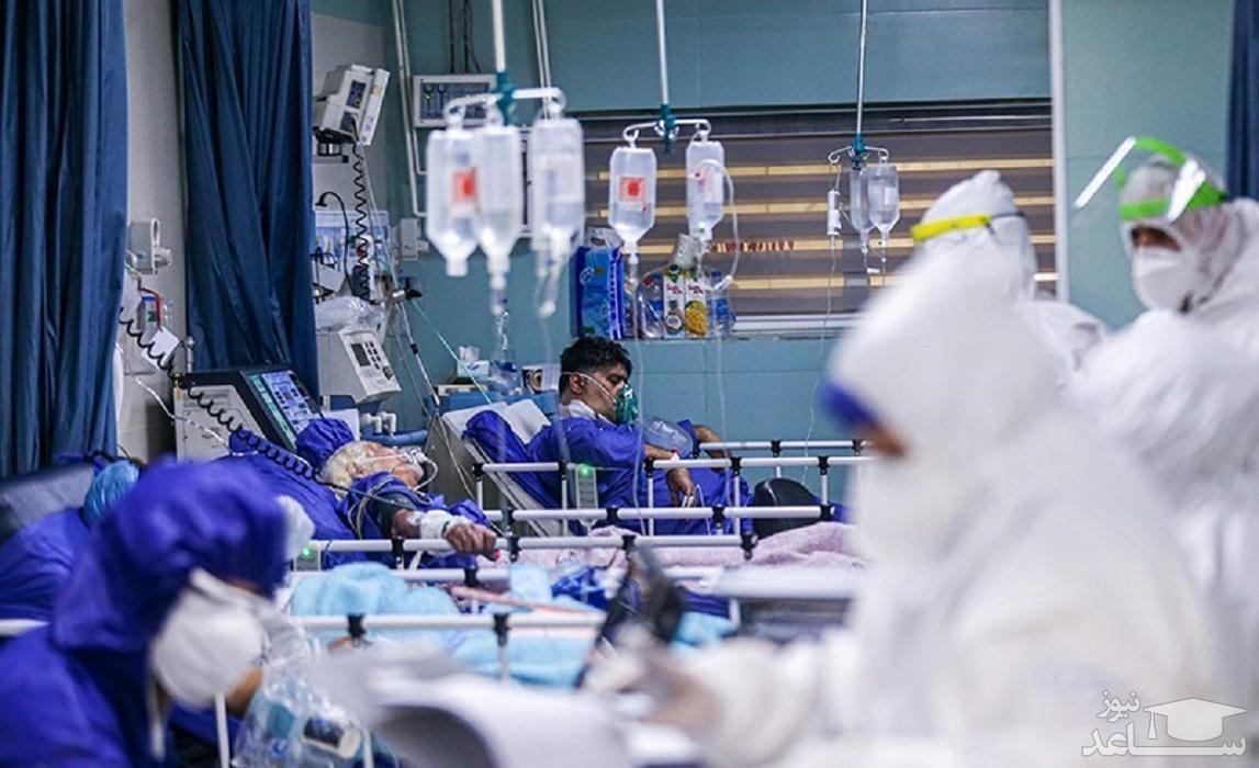 همه بیمارستانهای تهران مکلف به پذیرش بیماران کرونایی شدند
