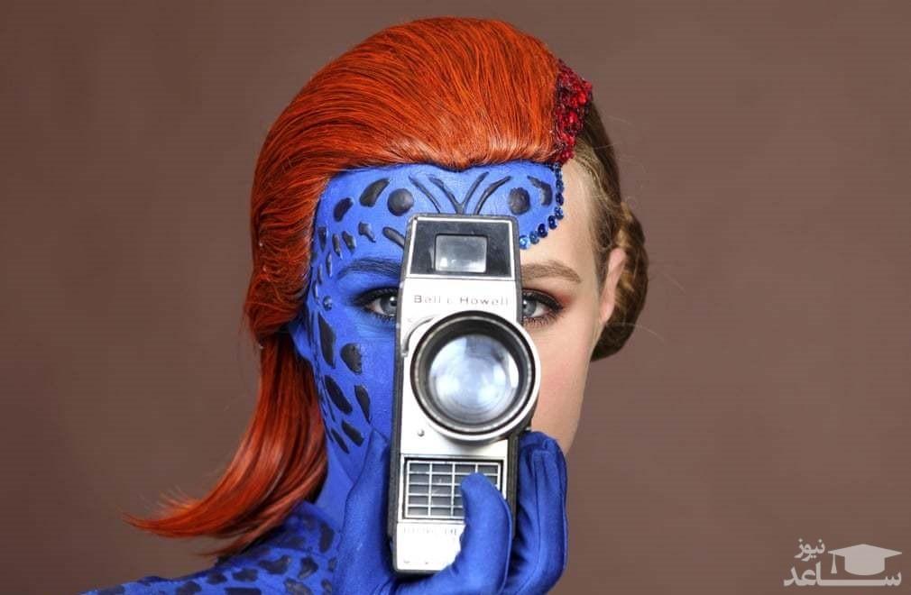 فستیوال کامیک کان در آمریکا، گردشگران در ساحل دبی و ...