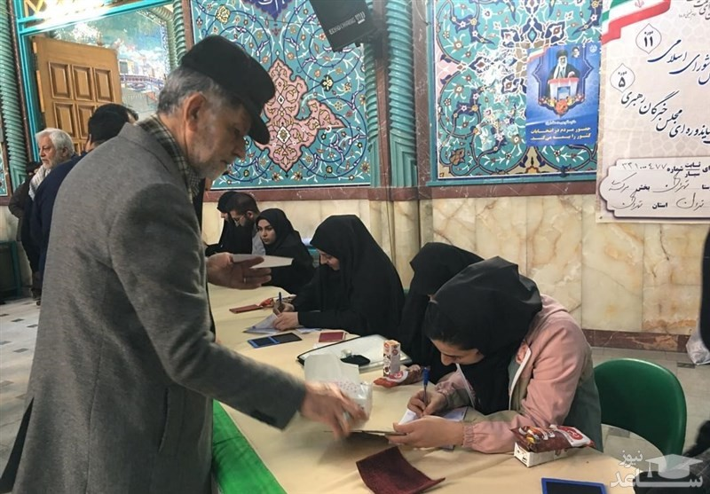 گاف صداوسیما در پوشش اخبار انتخابات
