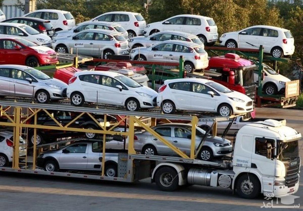 قیمت خودرو در بازار آزاد کاهش یافت