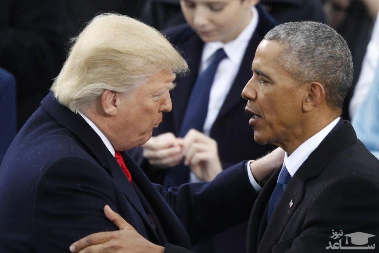 درخواست مهم اوباما از مردم آمریکا