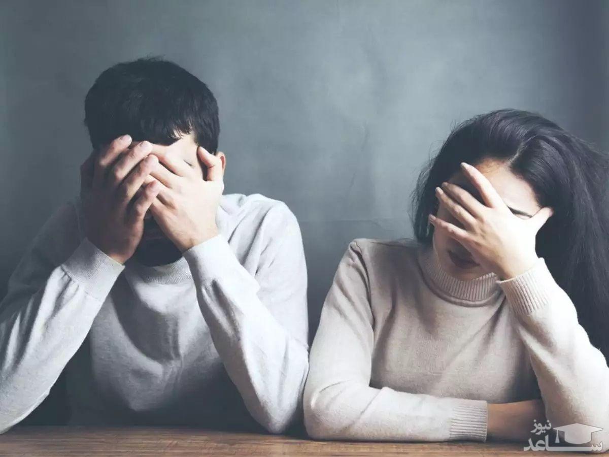 ریشه یابی و راه حل برای از بین بردن استرس در دوران نامردی