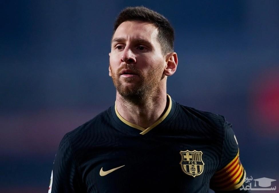 احتمال ماندن مسی در بارسلونا به یک شرط