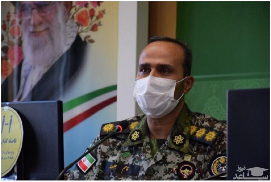 درگذشت فرمانده ارشد ارتش به علت ابتلا به کرونا