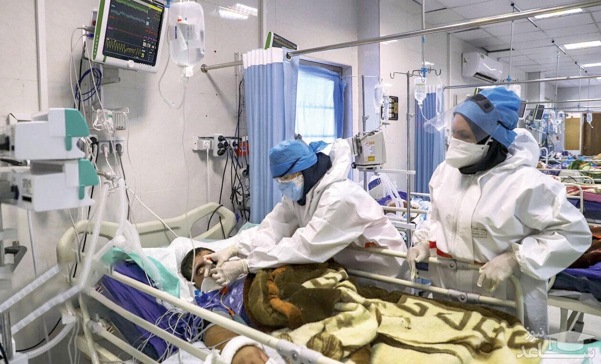 تازه ترین آمار مبتلایان و مرگ و میر ناشی از کرونا در 25 اردیبهشت