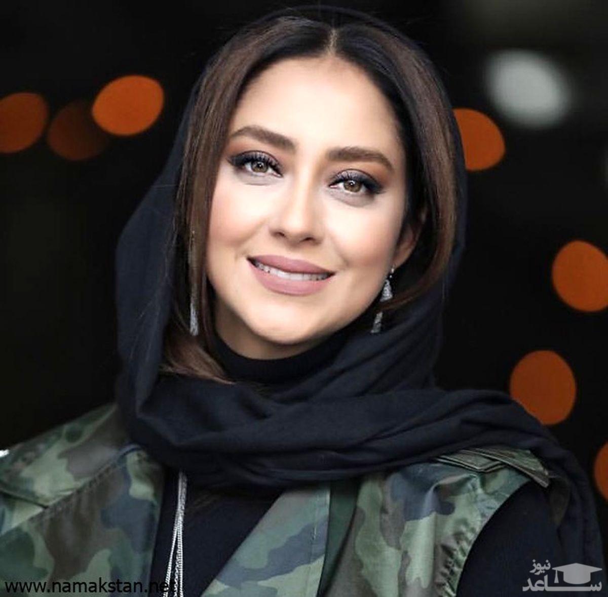«آهنگ دو نفره» بهاره کیان افشار و احمد مهرانفر