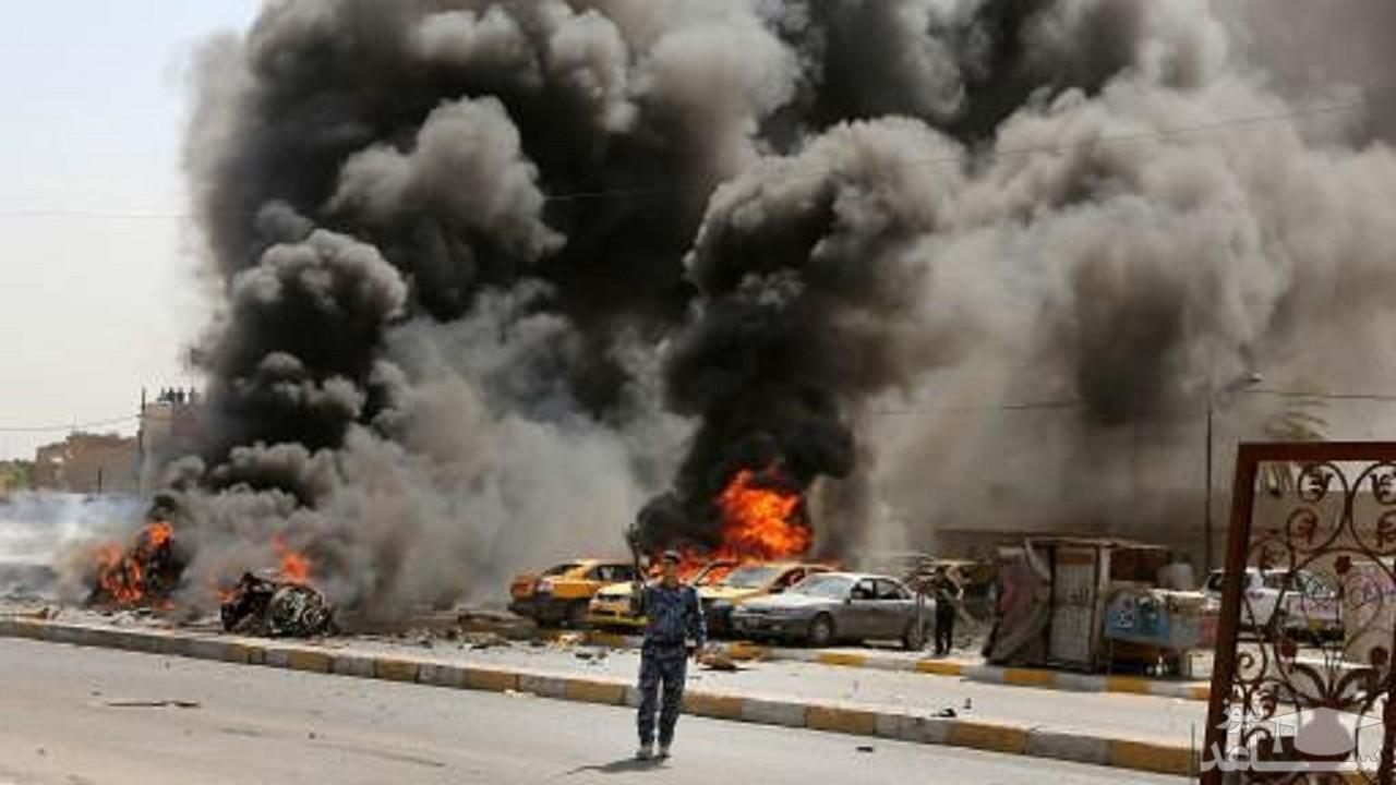 واکنش آمریکا به انفجارات بغداد