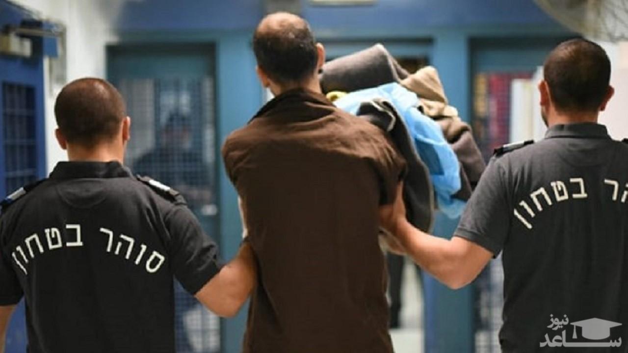 دستگیری ۴ اسیر فلسطینی فراری از زندان صهیونیستها + فیلم و تصاویر