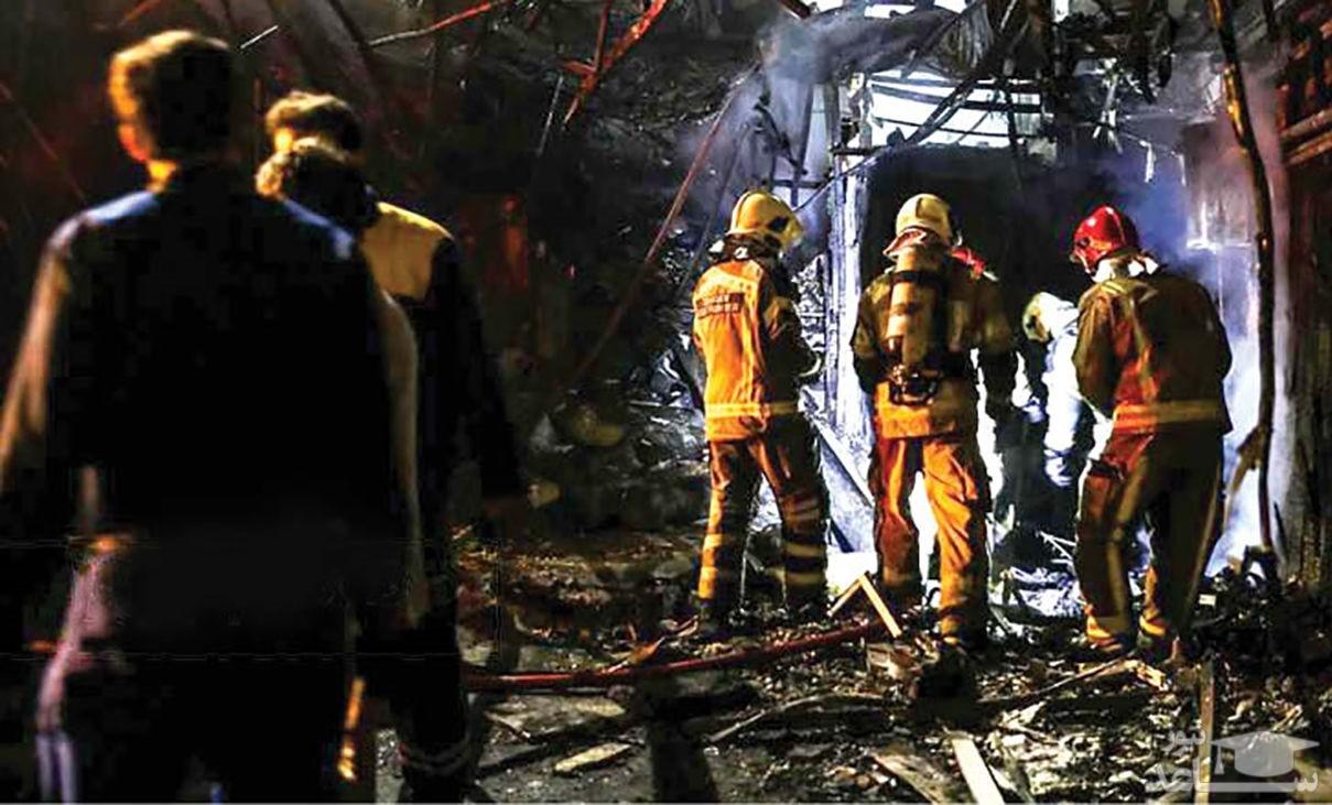 بازداشت 9 زن و مرد برای رمزگشایی از انفجار کلینیک تجریش