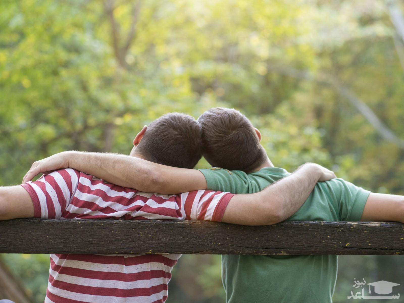 مردان همجنس گرا