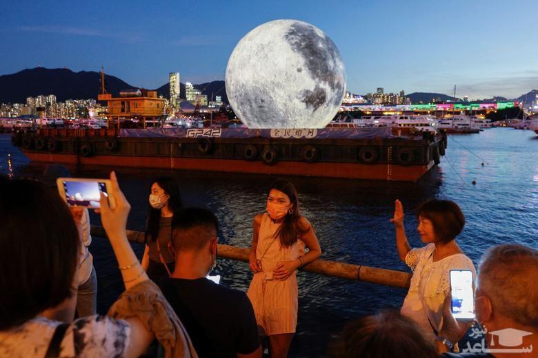 جشنواره آغاز پاییز در هنگ کنگ/ رویترز