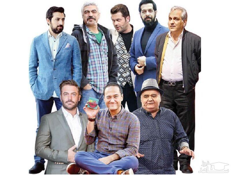 بازیگران ایرانی بالاخره دست بهکار شدند/ از رامبد جوان تا پرویز پرستویی