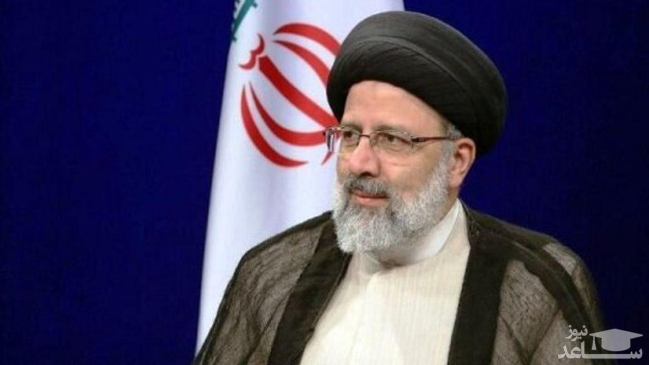 بیانیه قدردانی حجتالاسلام رئیسی از مردم ایران