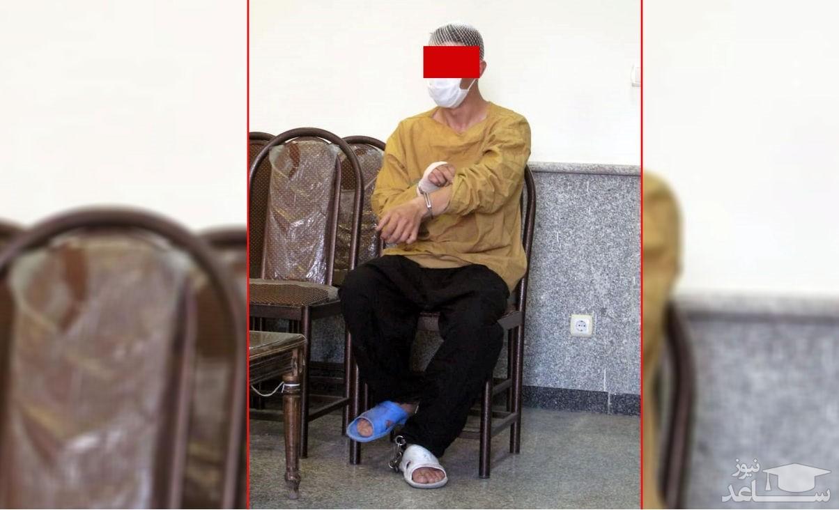 اسید پاشی در پاتوق عمو شاهرخ / مسعود دنبال فندک طلا بود