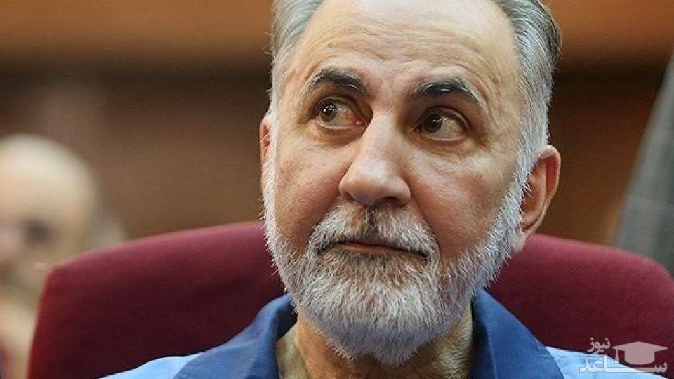 حکم اعدام محمدعلی نجفی باطل شد