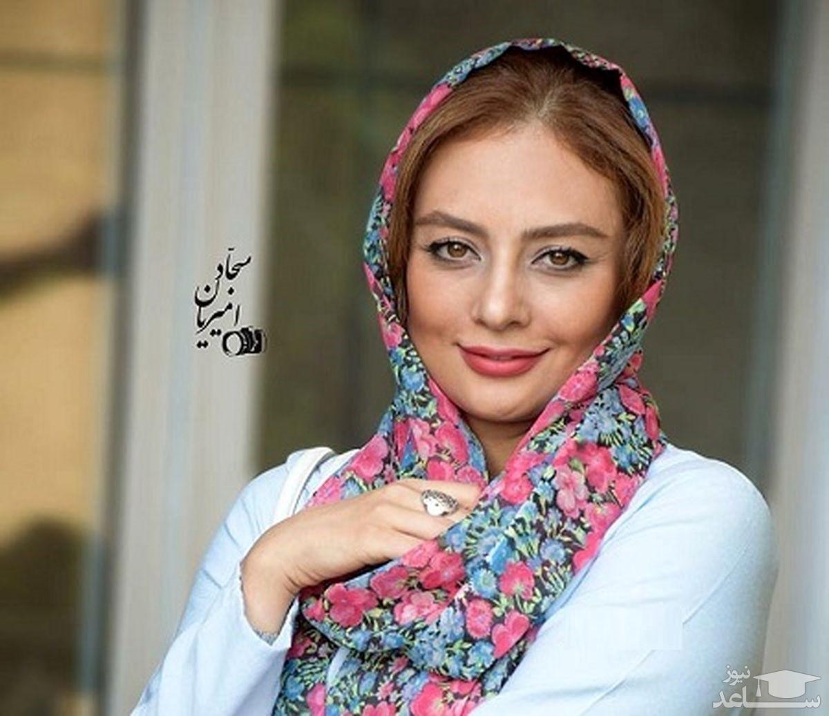 چهره یکتا ناصر قبل از ازدواج با منوچهر هادی