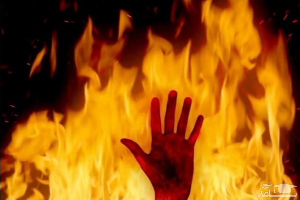 دیدن آتش در خواب چه تعبیری دارد؟ / تعبیر خواب آتش