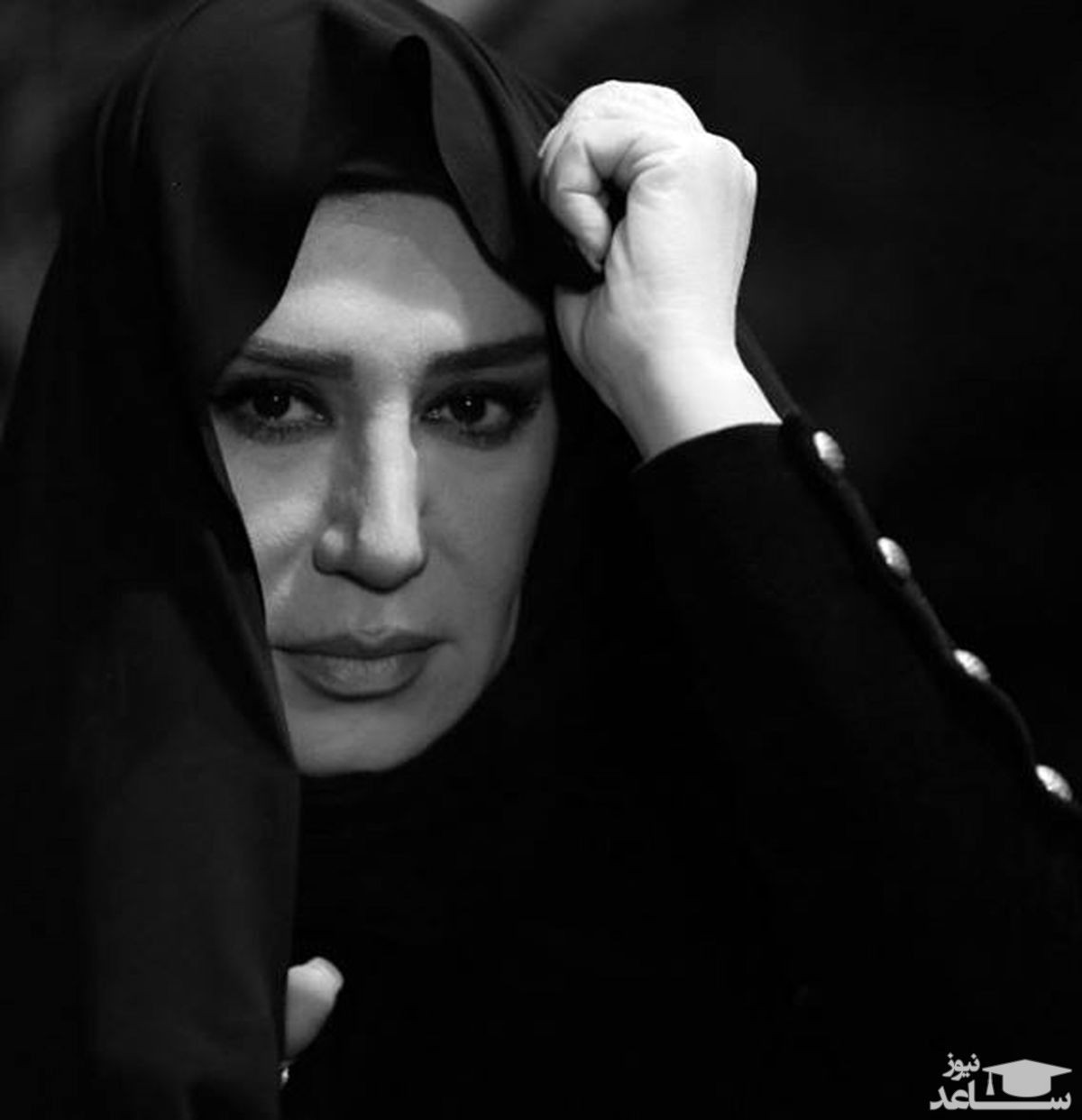 عاشقانه نسیم ادبی در فراق همسرش