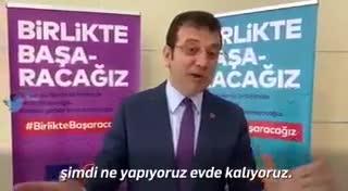 (فیلم) ماهی سیاهکوچولویِ صمد بهرنگی پیشنهاد شهردار استانبول برای دوران قرنطینه