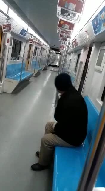 وضعیت متروی تهران پس از شیوع کرونا