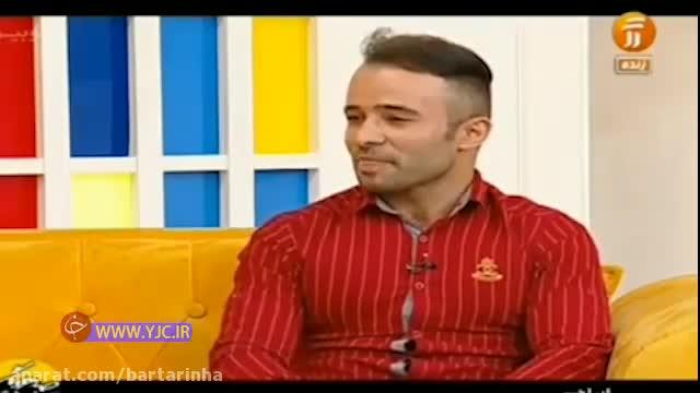 (فیلم) جوان ایرانی که ۱۴سال رنگ خواب را ندیده است!