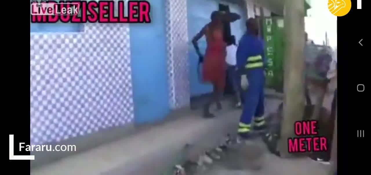 (فیلم) استخدام جنگجویان قبایل برای اجرای قرنطینه