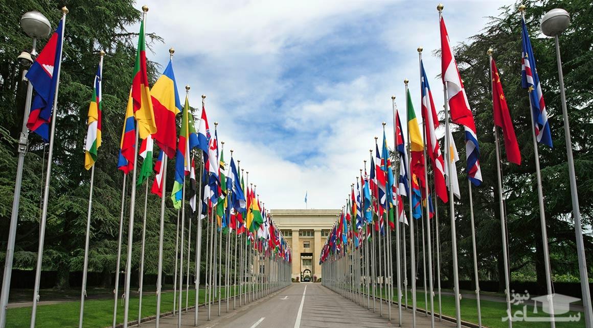 منابع و دروس رشته علوم سیاسی و روابط بین الملل و ضرایب آن در مقطع کارشناسی ارشد