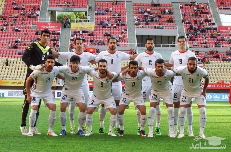 خلاصه بازی ایران - مراکش (جام جهانی 2018)