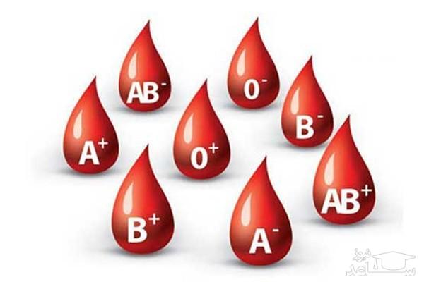 هر گروه خونی را کدام بیماری تهدید میکند؟