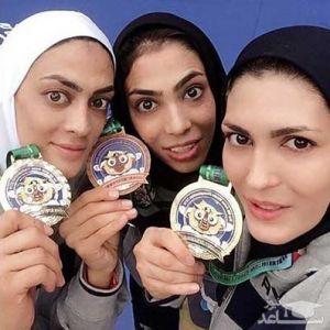 (عکس) پوششی که خواهران منصوریان را ممنوع التصویر کرد
