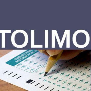نمونه سوالات برای آمادگی در آزمون  TOLIMO