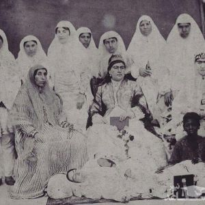 حرمسراهای تاریخی تهران