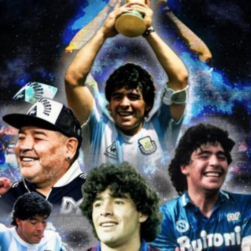 فیلمی زیبا از زندگی حرفه ای و خصوصی دیگو مارادونا اسطوره فوتبال آرژانتین و جهان