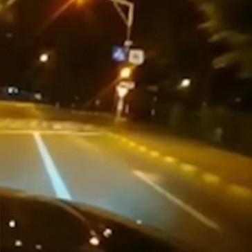 (فیلم) عاقبت لایو گرفتن هنگام رانندگی