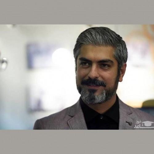 عاشقانه های مهدی پاکدل و همسرش رعنا آزادی ور