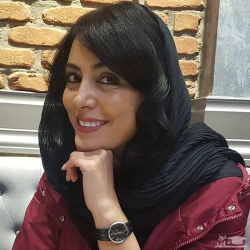 عاشقانه های پاییزی نیلوفر شهیدی و همسرش