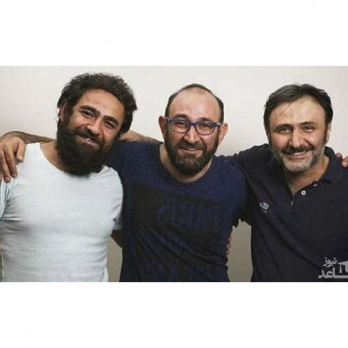 (فیلم)احساساتی شدن برادران هاشمی در برنامه خندوانه