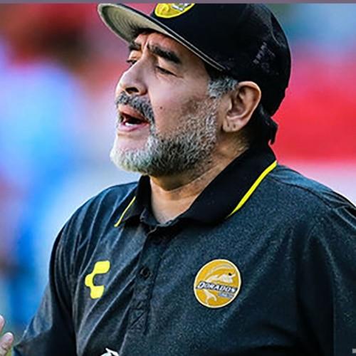 آخرین وصیت عجیب مارادونا قبل از مرگ