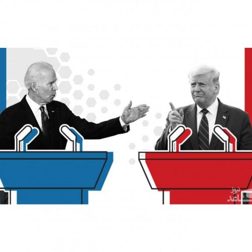 آخرین وضعیت آراء الکترال ۲ کاندیدای انتخابات آمریکا