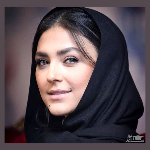 عکس متفاوت و جدید از هدی زین العابدین
