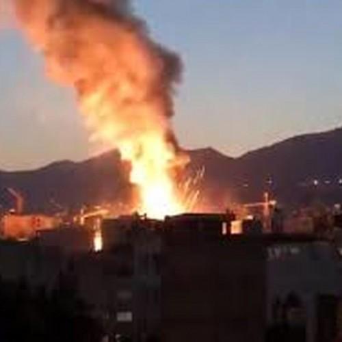 علت انفجار در کلینیک شمال تهران مشخص شد؟
