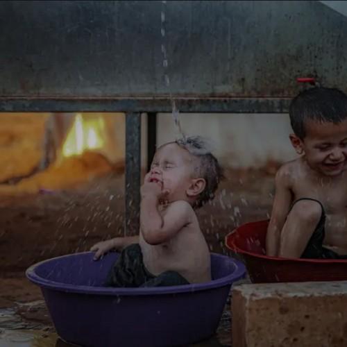 آتش سوزی جنگل های آنتالیا، آوارگان جنگی در استان ادلب سوریه و زباله گردی در شهر داکار سنگال