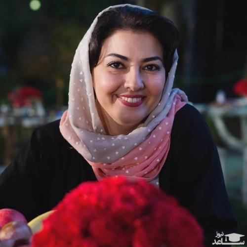 آناهیتا همتی با مرحوم ابوالحسنی