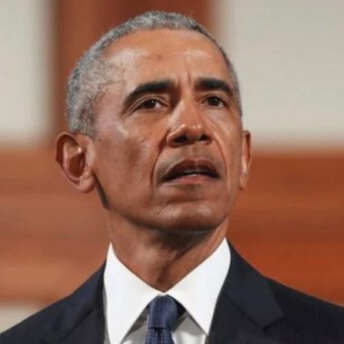 اوباما: با کمک نیروی دریایی ترامپ را از کاخ سفید بیرون می کنیم