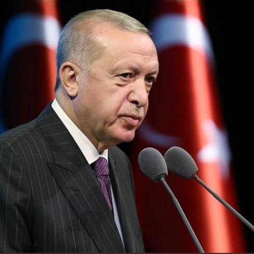 اردوغان خطاب به مکرون: تست زوال عقلی بده!